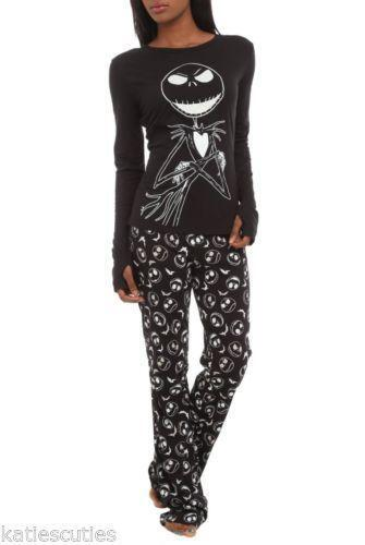 Nightmare Before Christmas Pajamas | eBay