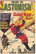 Tales to Astonish 52