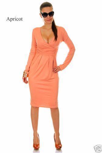 7a1c1498088 Apricot Dress | eBay
