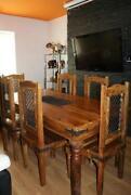 Indian Jali Furniture