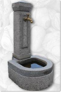 gartenbrunnen garten einebinsenweisheit