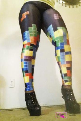 Unique Leggings Ebay