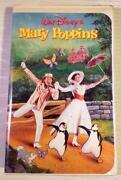 Mary Poppins VHS