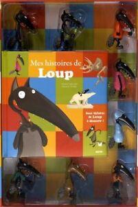 Mega Lot de collection de livre Le loup neuf avec