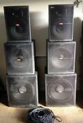 Used PA Amps