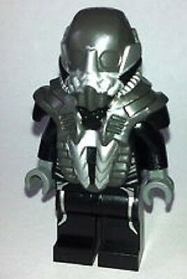 LEGO SUPER HEROES Minifig GENERAL ZOD Armour Cape DC Comics 76002 76003 76009 (Super Heroes Cape)