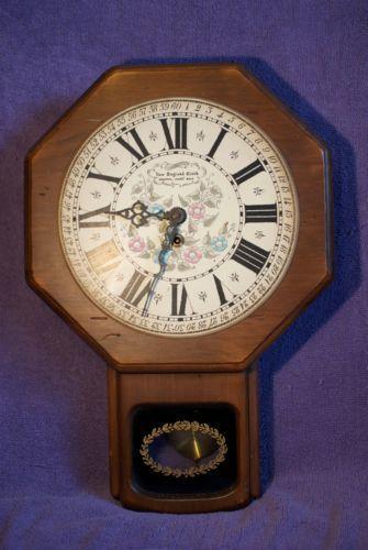 New England Clock Company Ebay