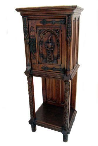 small antique cabinet ebay