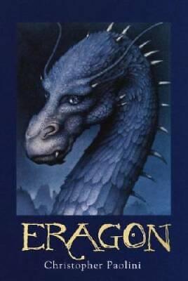Eragon (Inheritance) - Hardcover By Paolini, Christopher - GOOD
