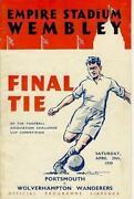 FA Cup Final Programmes