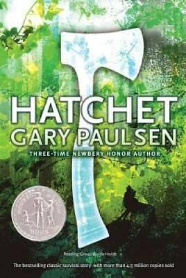 Hatchet - Paperback By Paulsen, Gary - GOOD