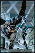 Jim Lee Batman Poster