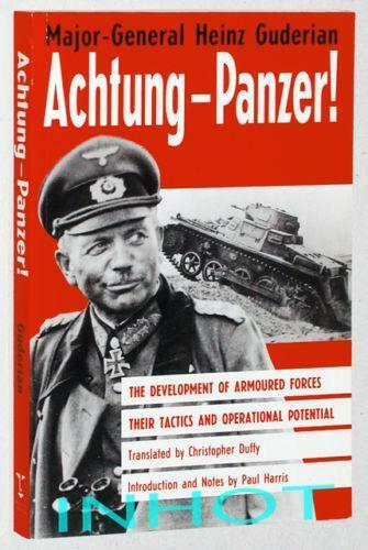 The influences on the development of the panzer arm