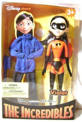 The Incredibles Toys : Incredibles violet toy ebay
