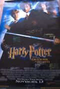 Harry Potter Signed Poster