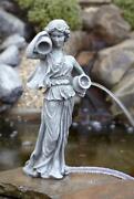Pond Statue