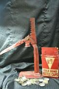 Vintage Bottle Capper