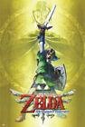 Reproduction Zelda Art Posters