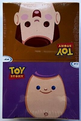 NEW Disney Toy Story Chocolate Egg Toy Surprise Box of 6 Free Shipping Worldwide - Disney Egg Surprise