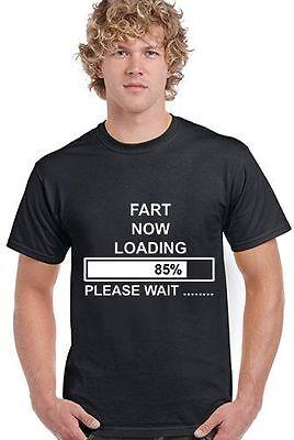 Furz Laden T-Shirt (Weiß Aufdruck) Lustiges Kostüm Geek (Viele Farben)
