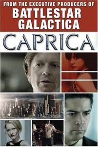 DVD - Battlestar Galactica - Caprica