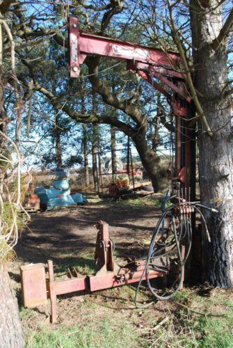 Post Knocker Farm Implements Amp Equipment Ebay