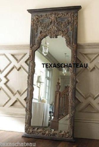Leaning Floor Mirror Ebay