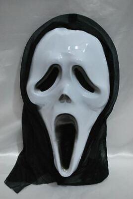 Maschera Scream Plastica Halloween