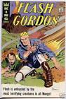Flash Gordon Gold Key No Silver Age Comics (1956-1969)