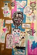 Basquiat Signed