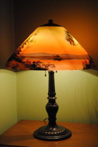 Handel Lamp Ebay