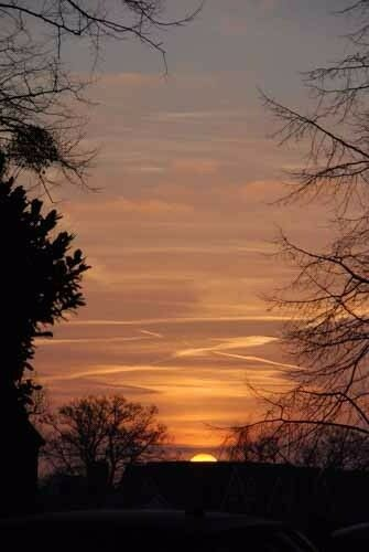 1080 x 730mm Canvas Print(s), Sunset