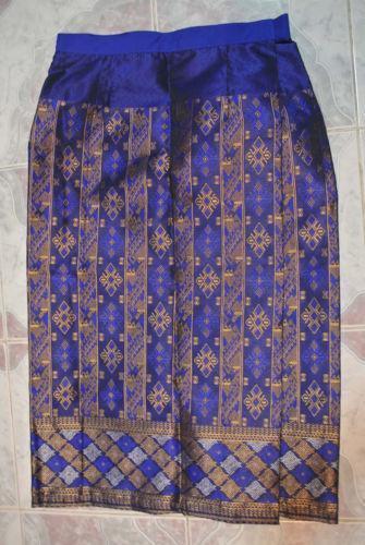 Lao Skirt Ebay