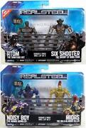 Real Steel Six Shooter