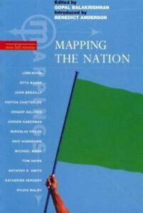Mappings: Mapping the Nation by Gopal Balakrishnan (1996, Paperback)