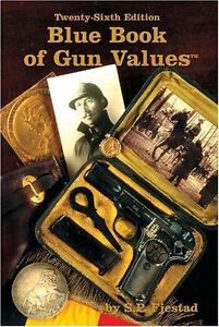 blue book of gun values for sale