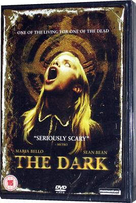 The Dark Sean Bean scary DVD haunting horror film new