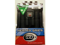 R&G Motorcycle Heated Grips. Brand New. Fit 22mm Handlebars