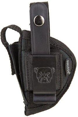 Bulldog FSN3 Belt & Clip Ambi Holster Compact Auto 2 1/2 - 3 3/4 ()