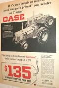 Case 430 Tractor