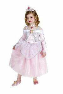 NEW: Rubies Childs Regal Rose Princess Costume(Sleeping Beauty)