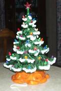 Vintage Ceramic Christmas Ornaments