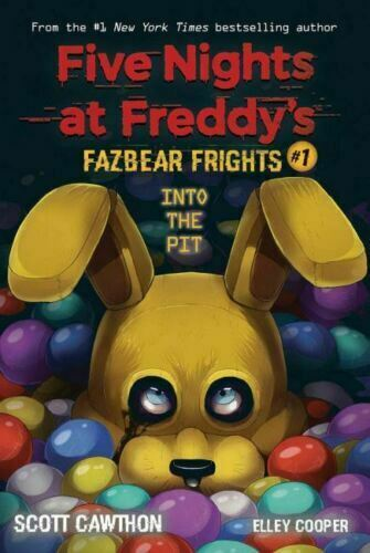 Into the Pit (Five Nights at Freddy's: Fazbear Frights #1) (Paperback-2019)