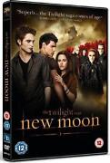 Twilight New Moon DVD