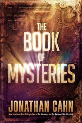 The Book of Mysteries by Jonathan Cahn: New