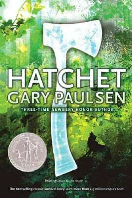 Hatchet - Paperback By Paulsen, Gary - VERY GOOD