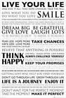 Inspirational Quote Poster