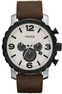 mens fossil watch leather mens fossil watch leather strap