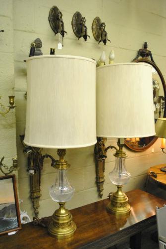 Stiffel Pineapple Lamp Ebay