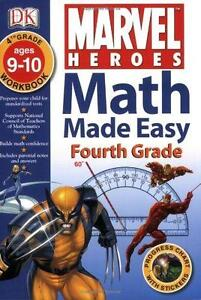 ▀▄▀ Math Made Easy:Batman Grade 4 & 5